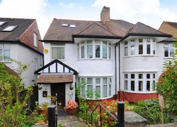 Thumbnail 5 bed semi-detached house for sale in Holders Hill Avenue, London NW4, London,
