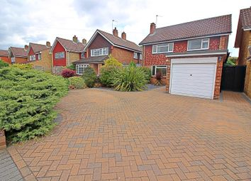 Thumbnail 3 bed detached house for sale in Saxonbury Avenue, Sunbury-On-Thames