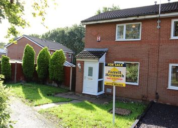 Thumbnail 2 bed property for sale in Savick Way, Preston