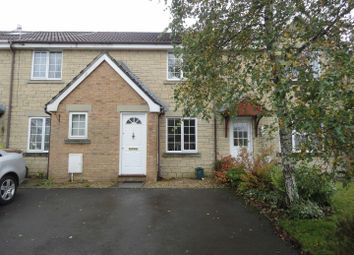 Thumbnail 2 bed terraced house to rent in Cwrt Nant Y Felin, Caerphilly