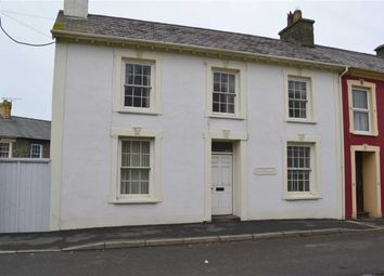 Thumbnail 4 bed end terrace house for sale in Llanon