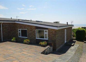 Thumbnail 2 bed semi-detached bungalow for sale in 43, Mynydd Isaf, Aberdyfi, Gwynedd