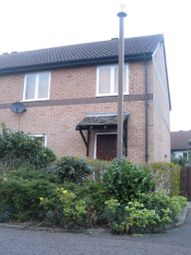 Thumbnail 3 bed terraced house to rent in Harlestone Court, Giffard Park, Milton Keynes, Buckinghamshire