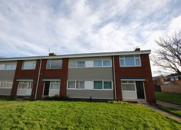 Thumbnail 1 bed flat for sale in Canterbury Close, Ashington