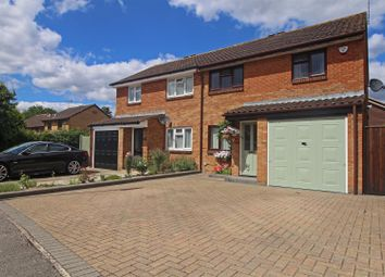 Charrington Way, Broadbridge Heath, Horsham RH12. 3 bed semi-detached house