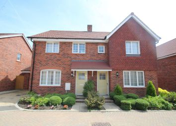 Thumbnail 3 bed semi-detached house to rent in Wimblehurst Road, Crawley