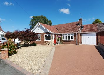Thumbnail 4 bedroom detached bungalow for sale in Grange Crescent, Childer Thornton, Ellesmere Port