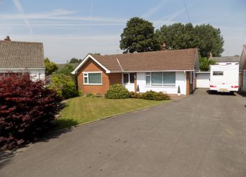 Thumbnail 3 bed bungalow to rent in Moyle Grove, Ponthir, Newport