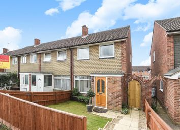 Thumbnail 3 bed end terrace house for sale in Paynesdown Road, Thatcham