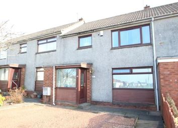 Thumbnail 3 bed terraced house for sale in Craigie Road, Hurlford, Kilmarnock, East Ayrshire