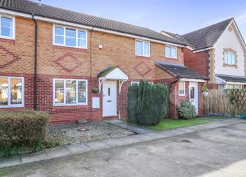 Thumbnail 3 bed terraced house for sale in Weavers Green, Sandy, Bedfordshire, Sandy