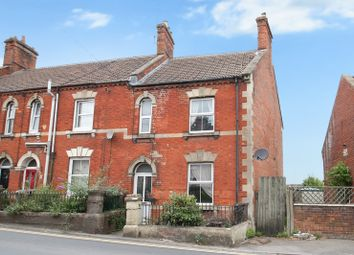 3 bed end terrace house for sale in Warminster Road, Westbury, Wiltshire BA13