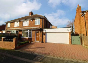 Thumbnail 3 bed semi-detached house for sale in South Avenue, Elstow, Bedfordshire