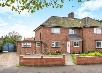Thumbnail 4 bed semi-detached house for sale in North Walsham Road, Sprowston, Norwich