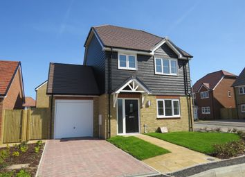 Thumbnail 3 bed detached house for sale in Great Easthall Way, Sittingbourne