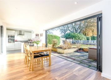 Thumbnail 4 bed semi-detached house for sale in Broadley Green, Windlesham, Surrey