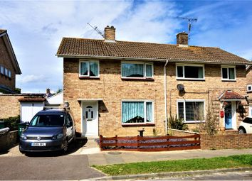 Thumbnail 4 bed semi-detached house for sale in Salisbury Road, Crawley