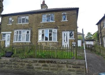 Thumbnail 3 bed semi-detached house to rent in St. Leonards Grove, Bradford