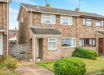 Thumbnail 3 bedroom semi-detached house for sale in Dunwich Way, Lowestoft