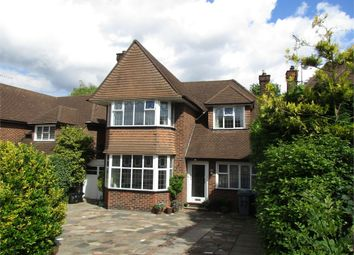 Thumbnail 5 bed detached house for sale in Greenhill, Wembley