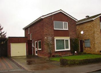 Thumbnail 3 bedroom detached house to rent in Burstellars, St. Ives, Huntingdon