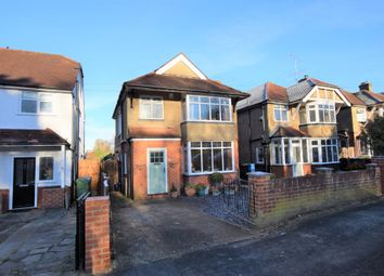 Thumbnail 3 bedroom detached house for sale in Lynchford Road, Farnborough
