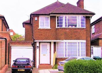 3 bed detached house for sale in Wolmer Gardens, Edgware HA8