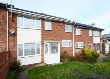 Thumbnail 3 bed town house for sale in Stallington Close, Blythe Bridge, Stoke-On-Trent