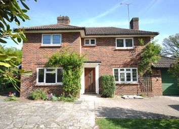 Thumbnail 3 bed detached house for sale in Monks Road, Wentworth, Virginia Water