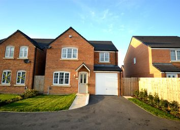 Thumbnail 4 bed detached house for sale in Orford Park, Green Fold Way, Leigh