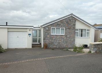Thumbnail 3 bed bungalow to rent in Wall Park Close, Brixham, Devon
