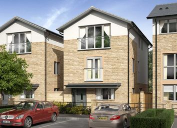 "Thumbnail 4 bed detached house for sale in ""The Aseda"" at Beckford Drive, Lansdown, Bath"