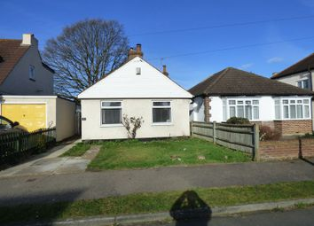Thumbnail 2 bed detached bungalow to rent in Belfield Road, West Ewell, Epsom