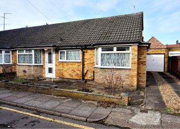 3 bed semi-detached bungalow for sale in Cuffley Close, Luton LU3