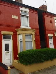 Thumbnail 2 bed terraced house for sale in August Road, Anfield, Liverpool