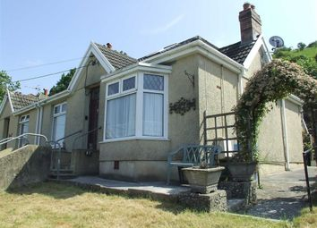 Thumbnail 3 bedroom semi-detached bungalow for sale in Banc Bach, Penclawdd, Swansea