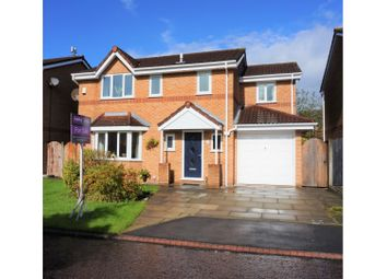 Thumbnail 4 bed detached house for sale in Whitebeam Close, Preston