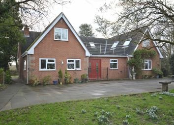 Thumbnail 5 bed detached house for sale in Wards Lane, Stanton By Bridge, Derby
