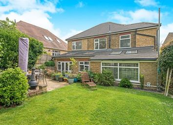 Thumbnail 4 bed detached house for sale in Jersey Road, Rochester, Kent, .