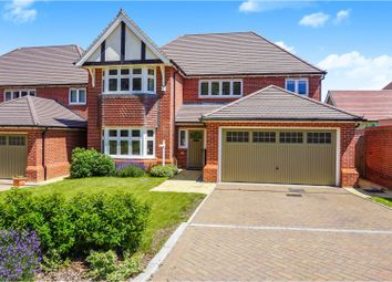 Thumbnail 4 bed detached house for sale in Henrys Drive, Aylesford