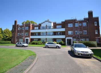Thumbnail 1 bed flat for sale in Knighton Park Road, Leicester