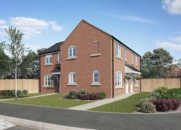 "Thumbnail 1 bedroom end terrace house for sale in ""The Leamington"" at Tachbrook Road, Whitnash, Leamington Spa"