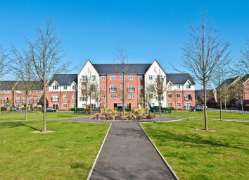 Thumbnail 2 bed flat for sale in Monks Place, Warrington