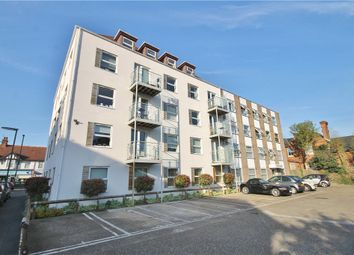 Thumbnail 2 bed flat for sale in Insignia Court, 91-93 Church Road, Ashford, Surrey