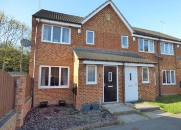 Thumbnail 3 bedroom town house to rent in Cromwell Mount, Pontefract