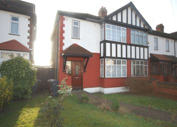 Thumbnail 3 bed end terrace house for sale in Salcombe Drive, Chadwell Heath, Essex