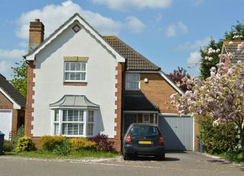 Thumbnail 4 bed detached house to rent in Lofthouse Place, Chessington