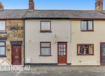 Thumbnail 1 bed terraced house for sale in Main Road, New Brighton, Mold