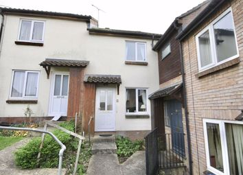 Thumbnail 2 bed terraced house for sale in Pavely Close, Chippenham, Wiltshire
