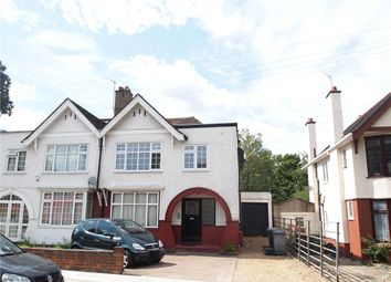 Thumbnail 2 bed flat for sale in Nether Street, West Finchley, London